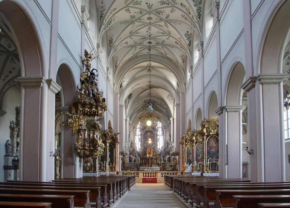 Kloster Michaelsberg, Himmelsgarten