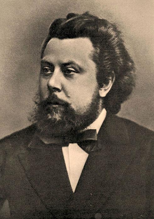 Modest Mussorgsky, Bilder einer Ausstellung