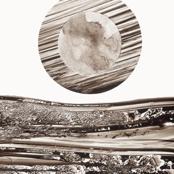 Thomas Michel, Landschaft Nr. 90, Hydrographie