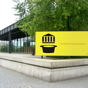 Thomas Michel Contemporary Art Berlin Artspotting, Nationalgalerie 2