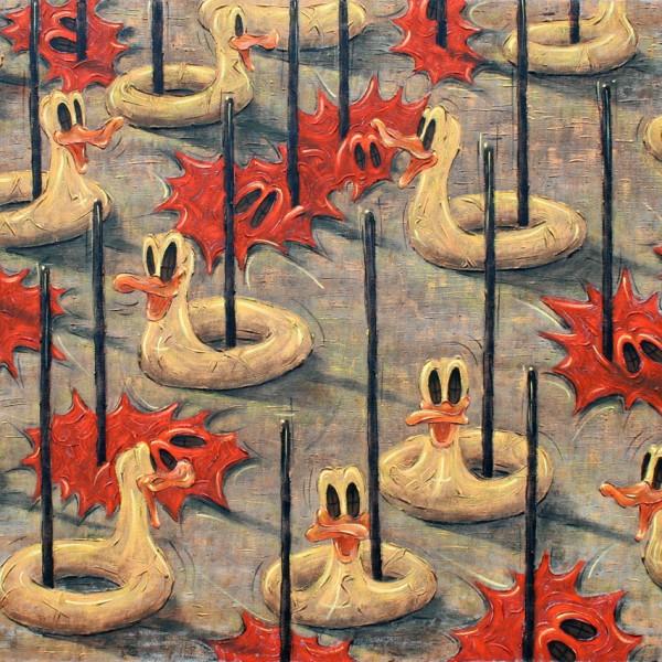 Thomas Michel, Vanitas Vanitatum, 2006, 120x155 cm
