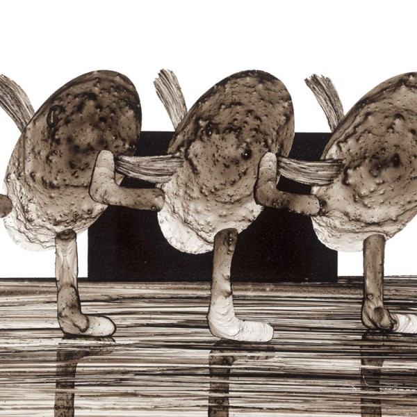 Thomas Michel, Bilder einer Ausstellung, Ballett der Küchlein in ihren Eierschalen
