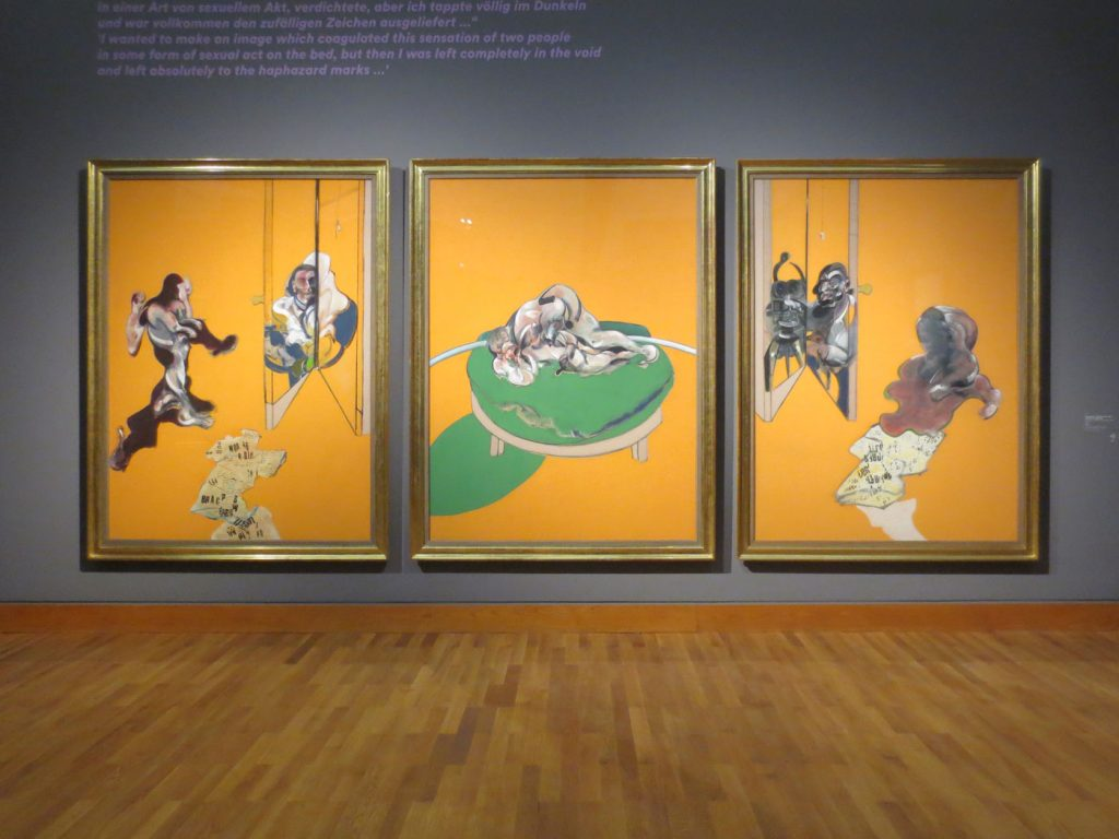 Francis Bacon, Invisible Rooms, Staatsgalerie Stuttgart