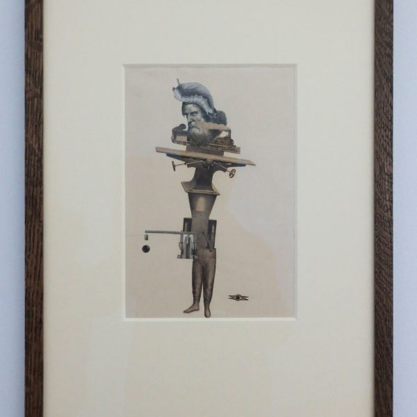 André Breton, Jacqueline Lamba, Yves Tanguy, Ohne Titel (Cadavre exquis), 1938, Scottish National Gallery of Modern Art, Edinburgh (ehemals Sammlung G. Keiller)