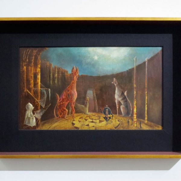 Leonora Carrington, Are You Really Syrious?, 1953, Sammlung Miguel S. Escobedo