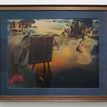 Salvador Dalí, Impressions of Africa, 1938, Museum Boijmans Van Beuningen, Rotterdam (formerly collection E. James)
