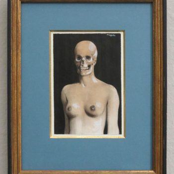 René Magritte, Die Vergeuderin, 1935, Scottish National Gallery of Modern Art, Edinburgh (ehemals Sammlung G. Keiller)