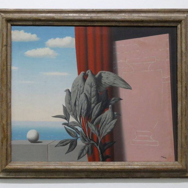 René Magritte, The Equator, 1942, collection Ulla and Heiner Pietzsch