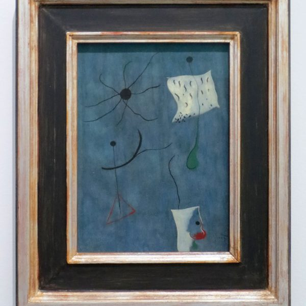 Joan Miró, Malerei, 1927, Scottish National Gallery of Modern Art, Edinburgh (ehemals Sammlung G. Keiller)