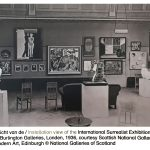International Surrealist Exhibition, New Burlington Galleries, London, 1936