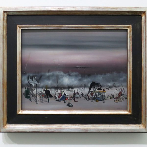 Yves Tanguy, The Ribbon of Excess, 1932, Scottish National Gallery of Modern Art, Edinburgh (formerly collection R. Penrose)