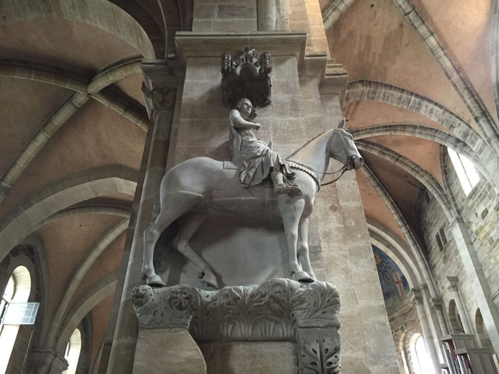 Bamberg, Bamberger Reiter, Dom
