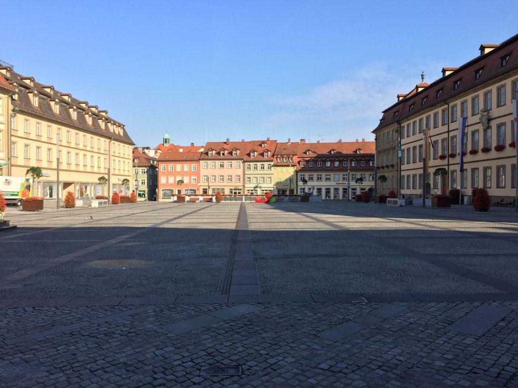 Bamberg, Maxplatz