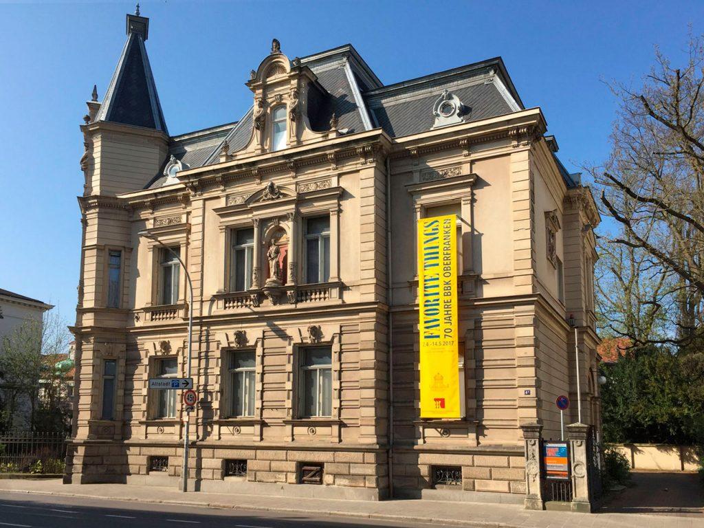 Bamberg, Villa Dessauer