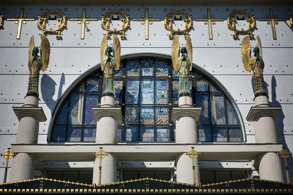 Otto Wagner, St. Leopold Church, Vienna