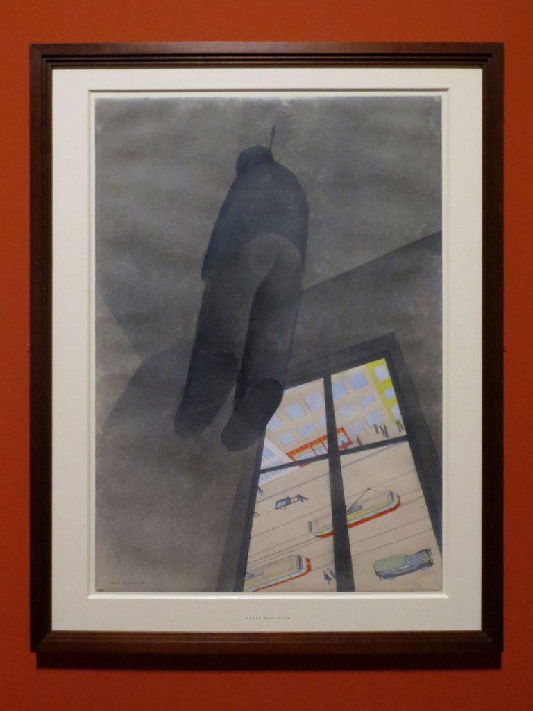 Glanz und Elend in der Weimarer Republik, Oskar Nerlinger, Der letzte Ausweg, um 1930/31
