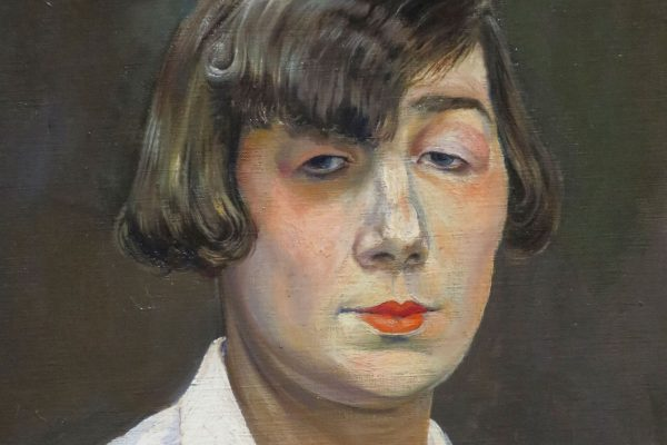 Glanz und Elend in der Weimarer Republik, Rudolf Schlichter, Margot