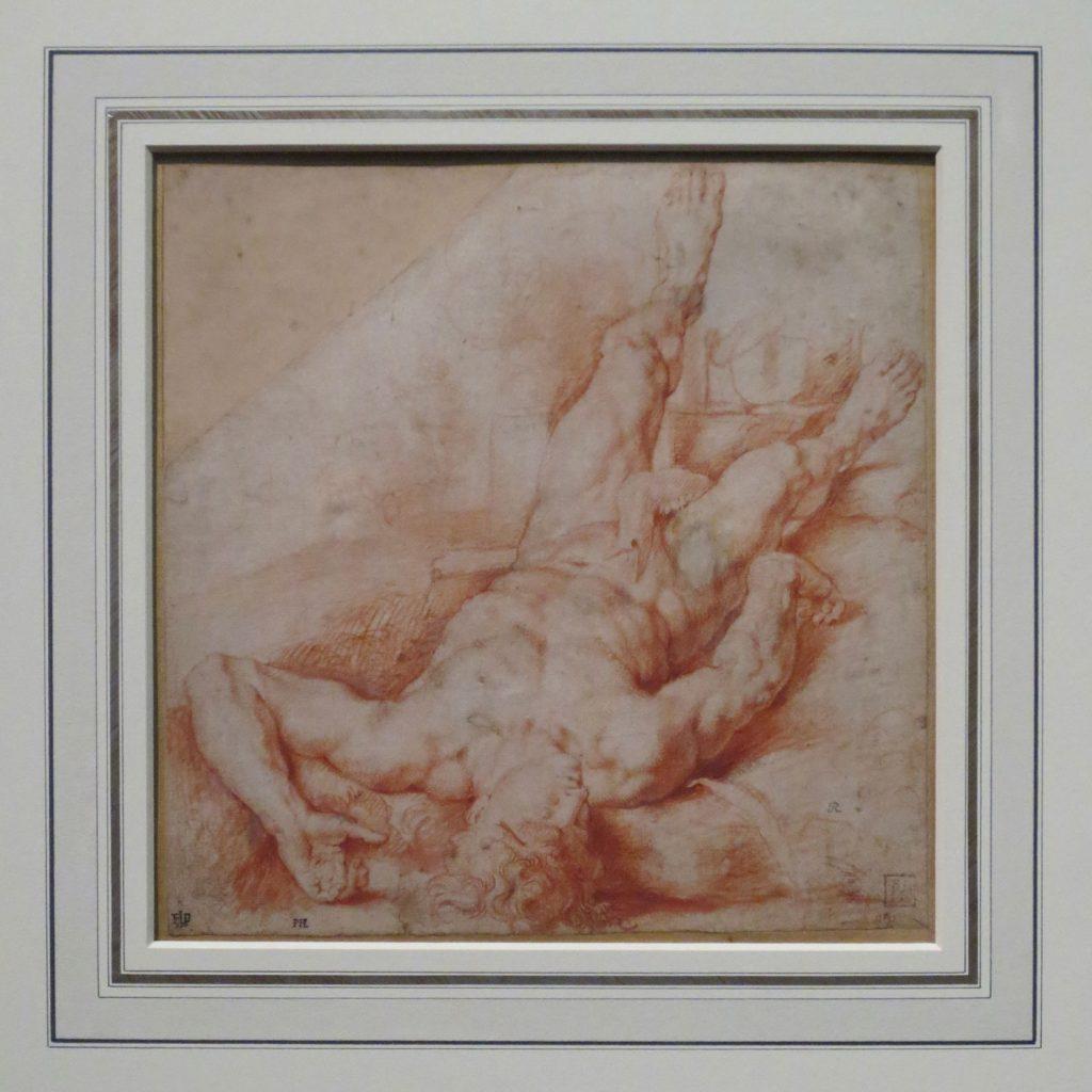 Peter Paul Rubens / Michiel Coxcie, Der von Kein erschlagene Abel, ca. 1609, The Fitzwilliam Museum, Cambridge
