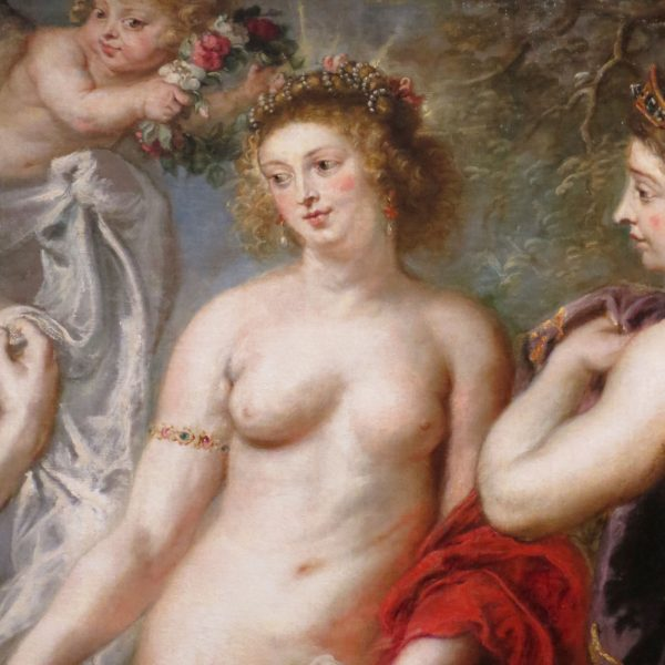 Peter Paul Rubens, The Judgement of Paris, 1636, Museo del Prado Madrid