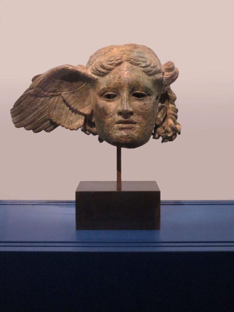 Hypnos, Italien, um 350-200 vor Chr., Bronze